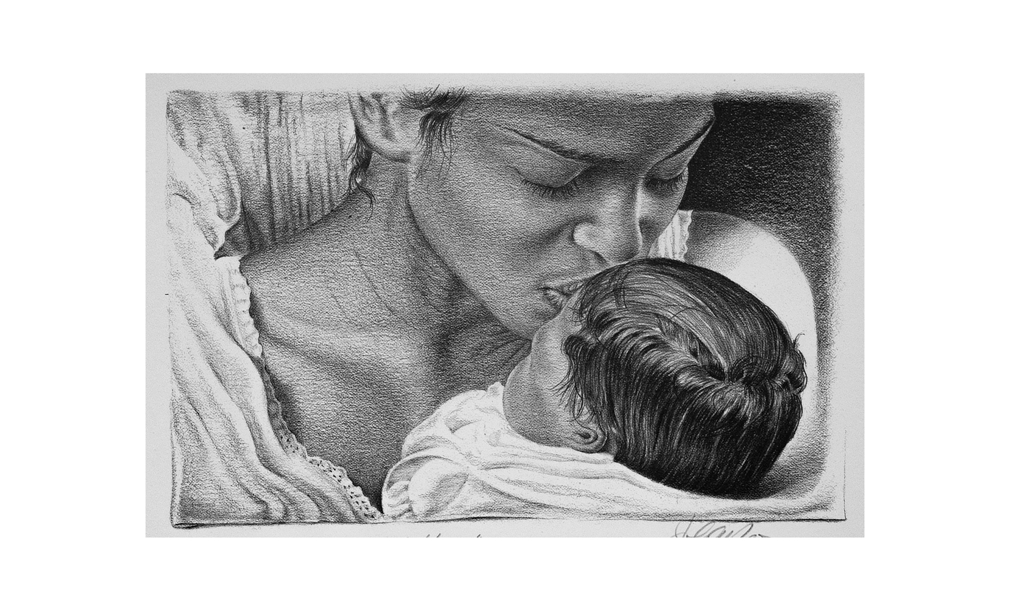 mother draw